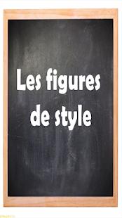Apprendre figures de style - náhled