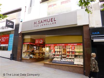 H.Samuel on Darley Street - Jewellers
