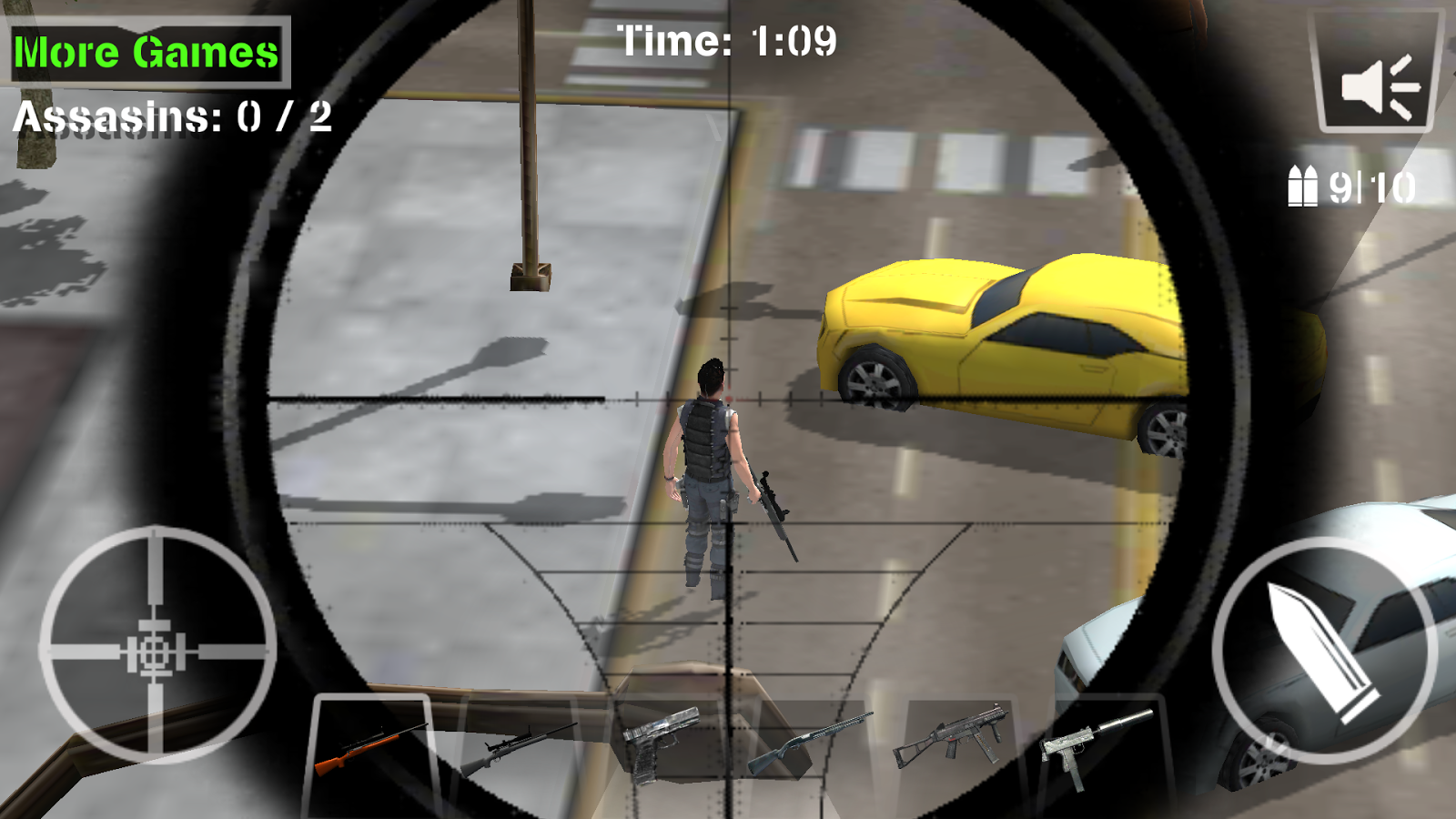 Sniper Duty: Terrorist attack- screenshot