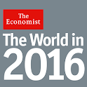 The World in 2016 icon