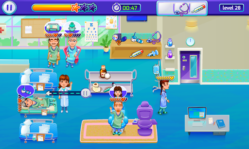 My Hospital: Doctor Game android2mod screenshots 6