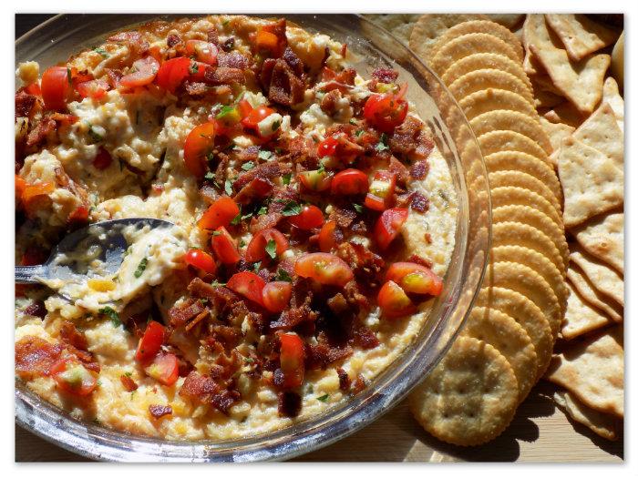 Charleston Cheese Dip Recipe