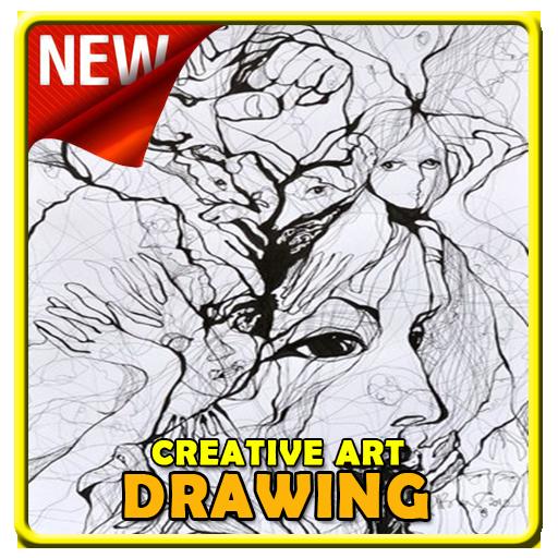 Creative Art Drawing (app)