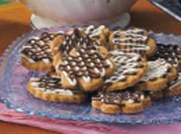 Coffee Shortbread Recipe
