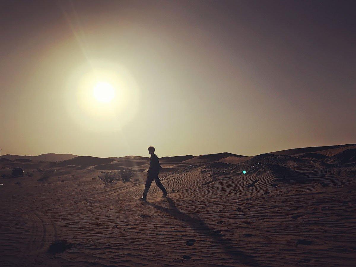 26 Photos Of Exo In Dubai Doing Cool Sh T That Ll Make You Jealous