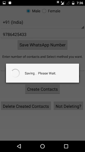 Girl Friend Search for WhatsApp 6.6 screenshots 2