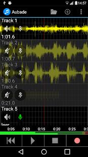 Aubade Audio Studio DEMO - náhled