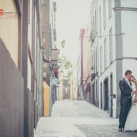 Wedding photographer Cristo Trujillo (cristotrujillo). Photo of 27.09.2017