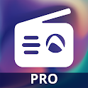 Audials Play Pro – Radio & Podcasts icon
