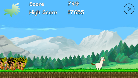 Run Alpaca Run screenshot