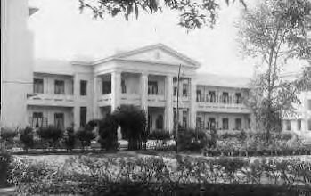 Photo: Branson bagh - Second house of Madras club - Mount road - Location - Saffire theatre & Khivraj mansion