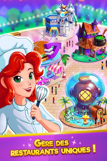 Code Triche Chef Rescue -  Jeu de Cuisine APK MOD screenshots 4