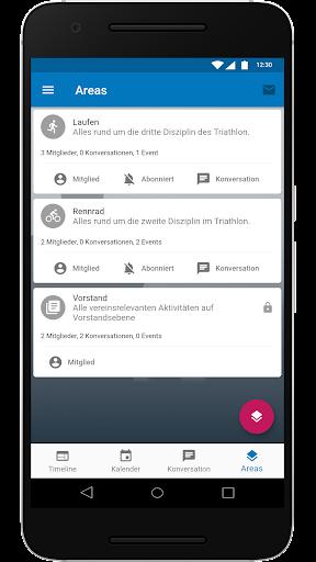 Klubraum - die Vereinsapp die euch verbindet screenshot 5
