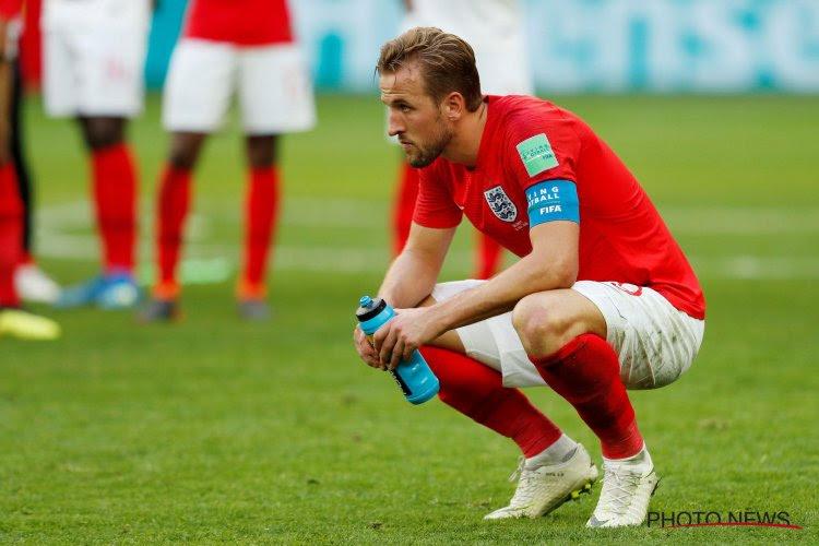 Harry Kane, blessé, optimiste concernant l'Euro 2020