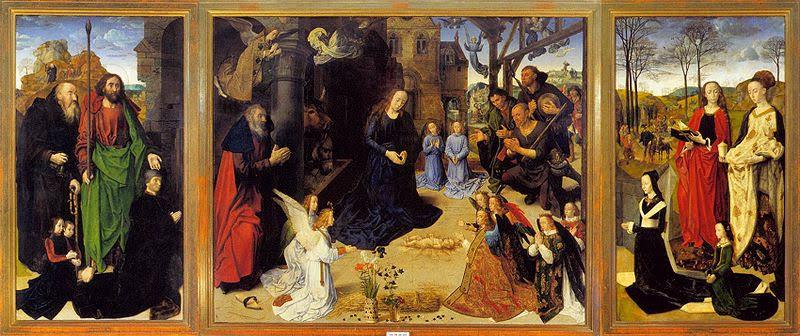 Article on the Portinari Altarpiece