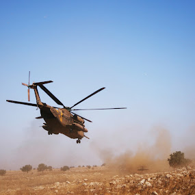 Military Rescue Helicopter in Rescue mission by Yeshaya Dinerstein - News & Events World Events ( helicopter, army, soldiers, air force, idf, mission, force, rescue helicopter, war, military, air, transport )