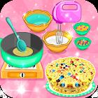 Пирог с попкорном и конфетами icon