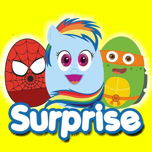 Surprise Eggs Pack 1 休閒 App LOGO-硬是要APP