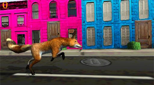 Wild Fox Simulator Games 3D