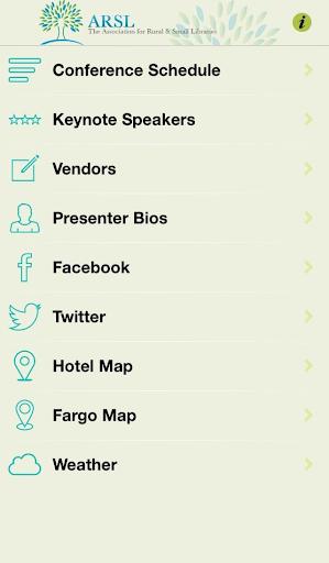 免費下載程式庫與試用程式APP|ARSL Fargo Conference app開箱文|APP開箱王