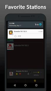 Radio Online Uganda - náhled