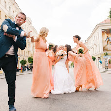 Wedding photographer Aleksandr Kuzmin (kyzmin). Photo of 16.11.2016