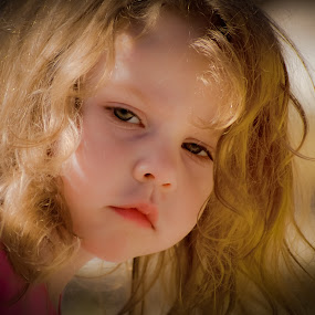 Abigail I by Ron Plasencia - Babies & Children Children Candids ( girl, ron plasencia, candid, kids, cute,  )
