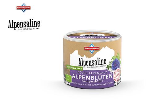Bild für Cashback-Angebot: Edles Alpensalz Alpenblüten - Bad Reichenhaller