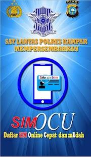 SIM OCU - náhled