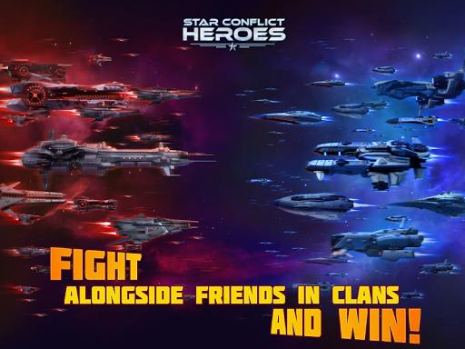 Star Conflict Heroes  screenshots 1