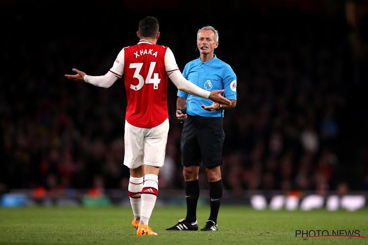 Le capitaine d'Arsenal se fait fracasser par un ancien champion du monde
