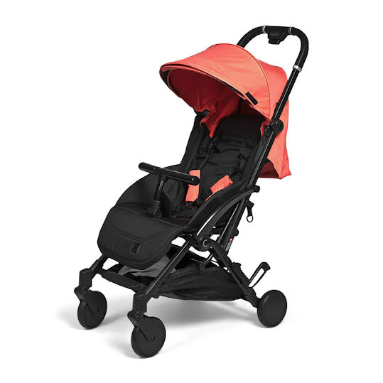 CARENA Kobbe Trend Resevagn Ruby Red