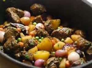 Karl's Lamb Stew Recipe