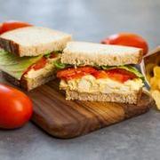 Egg Salad Half Sandwich