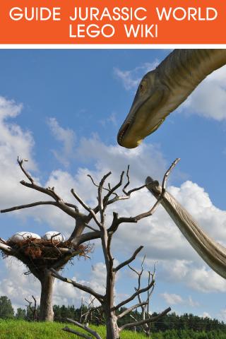 引導侏羅紀世界樂高的Wiki