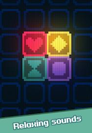 Glow Grid - Retro Puzzle Game Screenshot 3