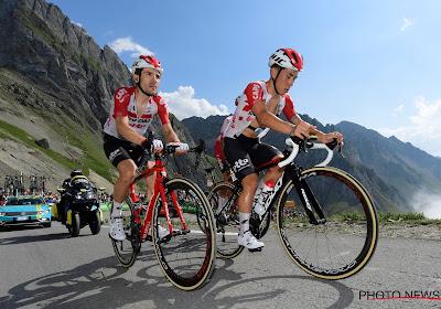Maxime Monfort was van goudwaarde voor Caleb Ewan in de voorbije Ronde van Frankrijk