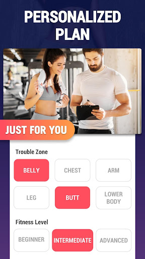 Fat Burning Workouts - Lose Weight Home Workout 1.0.10 Screenshots 5