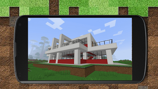 Modern Mansion for Minecraft PE - náhled
