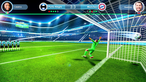 FreeKick PvP Football 1.2.1 gameplay | by HackJr.Pw 5
