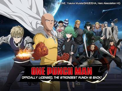 One-Punch Man: Road to Hero Screenshot