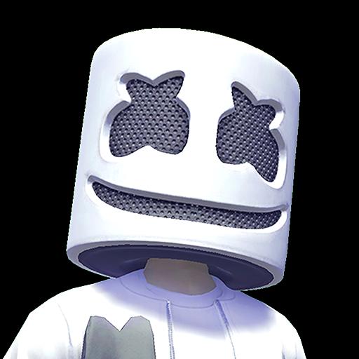 Marshmello Music Dance Icon