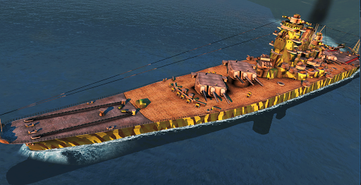 Battle of Warships: Naval Blitz  screenshots 5