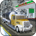 Snow Offroad Truck Transport icon