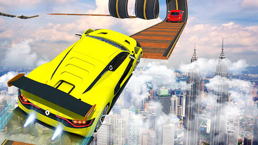 Ultimate City GT Car Stunt: Mega Ramp Climb Racing 2.0 screenshots 2