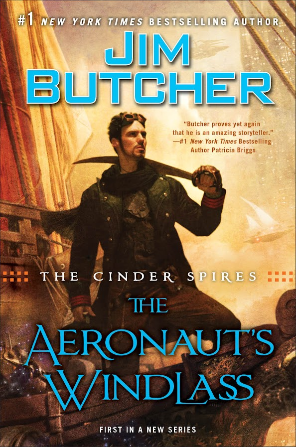 The Aeronaut's Windlass cover