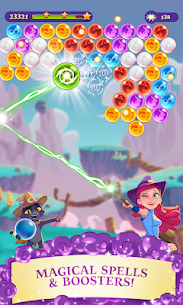 Bubble Witch 3 Saga Mod Apk 6.8.4 (Unlimited Lives) 2