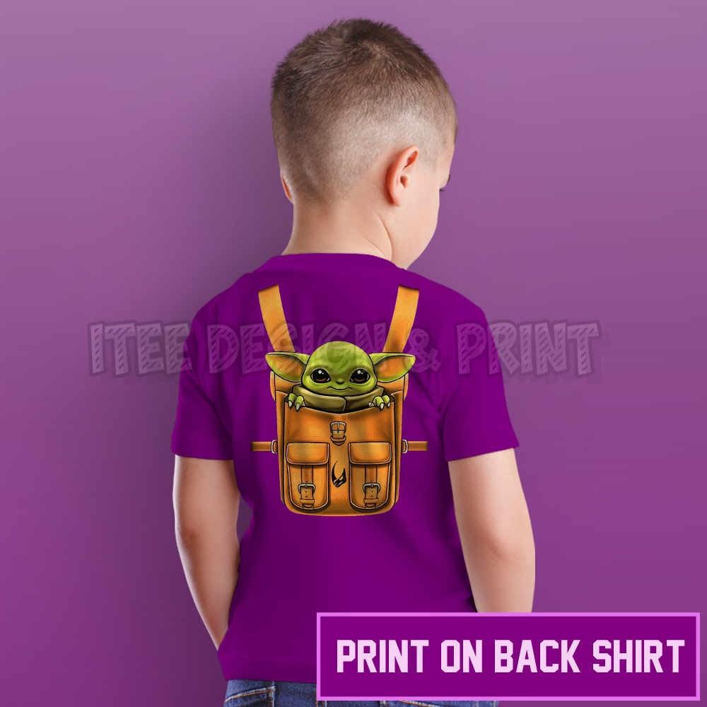 Yoda Star War Backpack 20