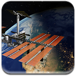 ISS Live wallpaper Icon