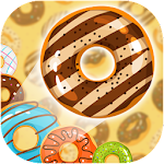 Jump Donuts Icon